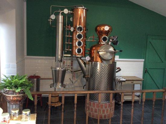 Bath Botanical Gin Distillery