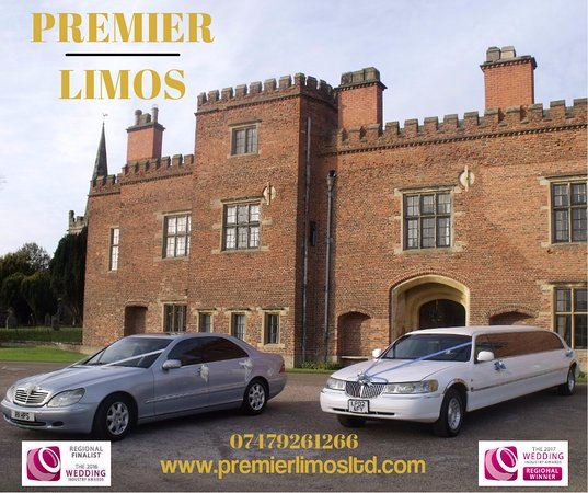 Long Eaton, UK: Premier Limos Fleet, for the perfect wedding day transport too your dream venue.
