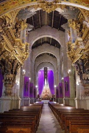 Cathedral of Santa Maria de Braga: nef