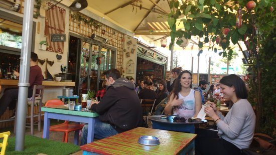 Restaurants in Agia Paraskevi