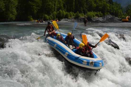 Altitude Rafting