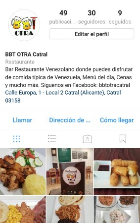 Catral, Spain: Follow us in  Instagram and Facebook