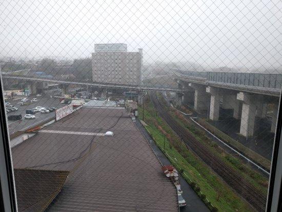 Hotel Route-Inn Dai-ni Kameyama Inter: nice view