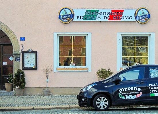 Weissenstadt, Allemagne : Ristorante Siebenstern , da essen wir gern!