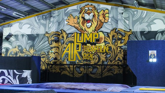 Bromley, UK: AirJump Trampoline Park