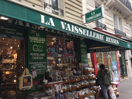 La Vaissellerie