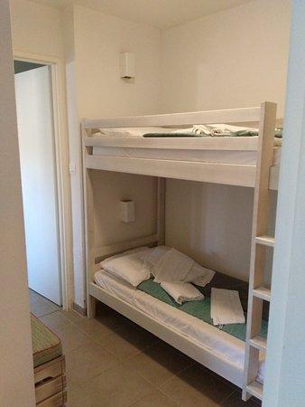 3 ème chambre-cabine d'un 3 pièces - 6 personnes. - picture of