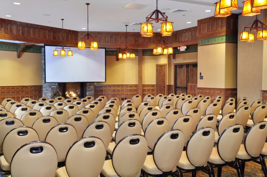 Chetola Resort at Blowing Rock: Corporate meetings and events