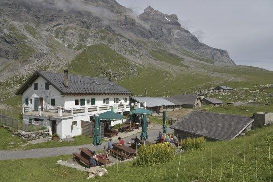 Gryon, Zwitserland: Refuge de la Tour