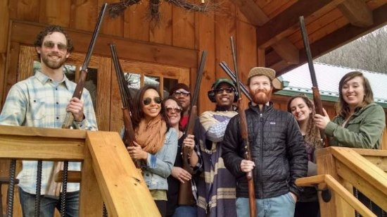 Chetola Resort at Blowing Rock: Take team building to a new level, enjoy the Chetola Sporting Reserve
