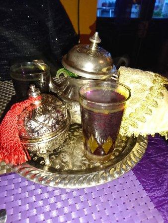 L'Arganier: Thé à la menthe