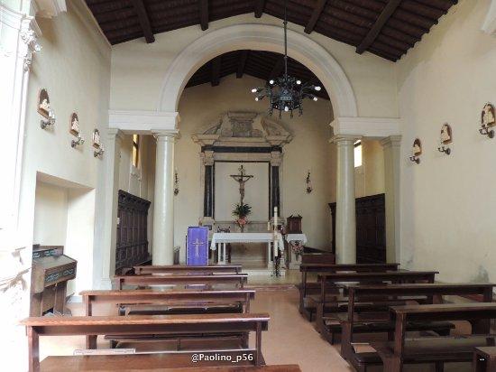 Chianciano Terme, Italia: navata