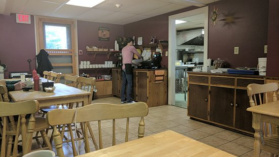Freeport, ME: Sunrise Cafe