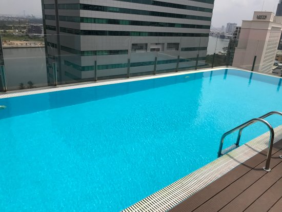Pool Picture Of Bay Hotel Ho Chi Minh Ho Chi Minh City Tripadvisor