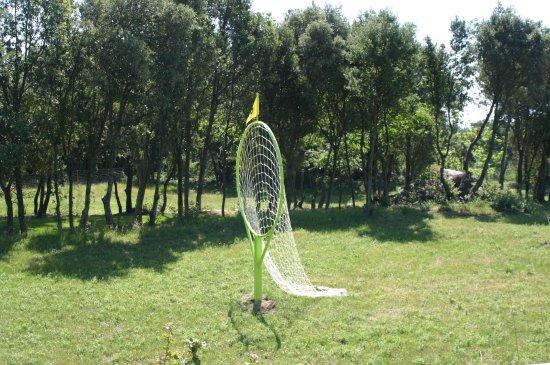 Macanet de Cabrenys, Ισπανία: cazamariposas gigante