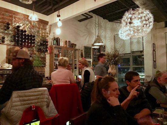 Edwards, โคโลราโด: Small dining room