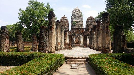 Wat Sri Sawai: เป็นอีกหนึ่งโบราณสถานที่มีความเก่าแก่
