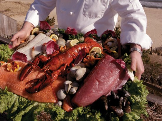Long Island, Estado de Nueva York: Culinary Wonders at Gurney's Resort and Seawater Spa