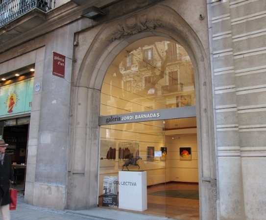 Galeria de Arte Jordi Barnadas