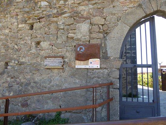 San Martin del Castanar, Spain: Entrada