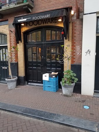 Photo of Modern European Restaurant Foodware at Looiersgracht 12, Amsterdam 1016 VS, Netherlands