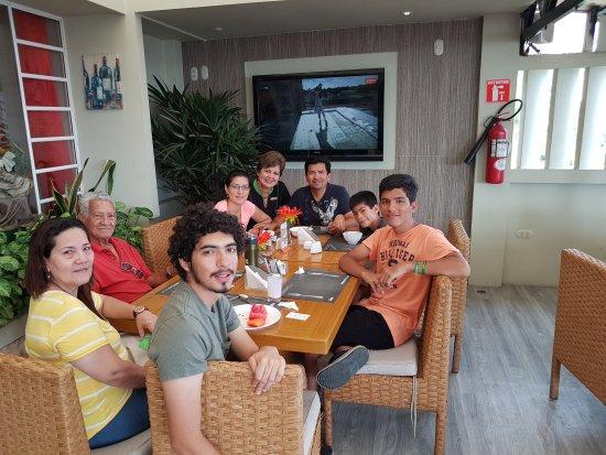 Balandra Hotel: 20170413_092750_large.jpg