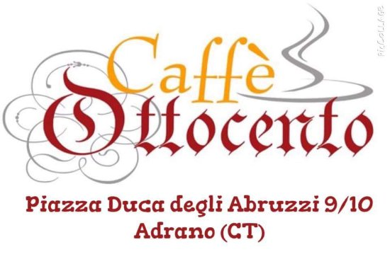 Adrano, Italia: Caffe Ottocento Fratelli Cortese