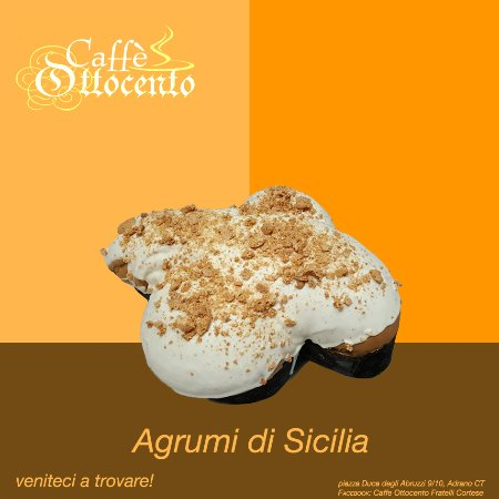 Adrano, Italy: Caffe Ottocento Fratelli Cortese