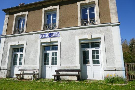 Velorails du Pont-Erambourg