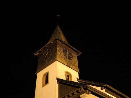 Chapelle des Diablerets