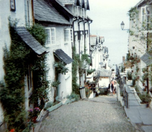 Devon, UK: Clovelly   © Robert Bovington