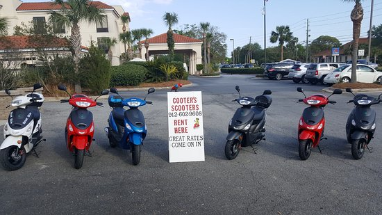 Cooter's Scooters