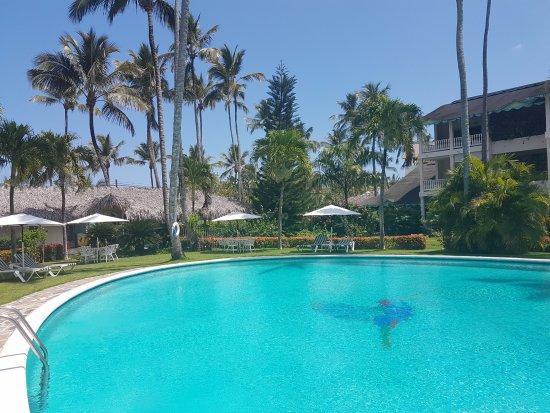Hotel Residence Playa Colibri: Area de la piscina