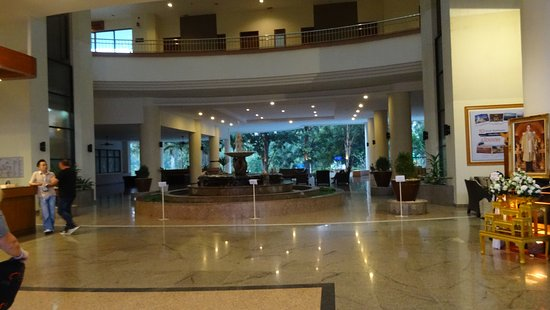 Loei Palace Hotel: Reception