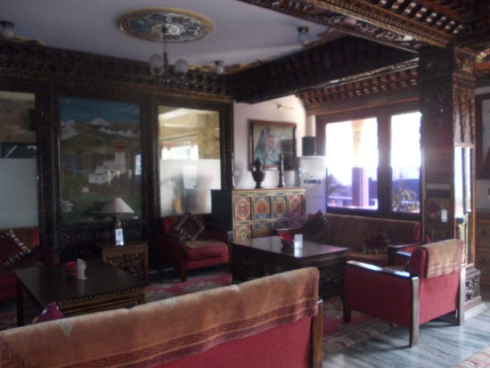 Hotel Tibet: Relaxation Lounge