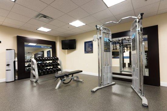 Hampton Inn Bangor: Fitness Center