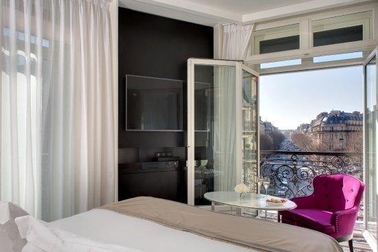 la villa haussmann parijs frankrijk foto 39 s reviews. Black Bedroom Furniture Sets. Home Design Ideas