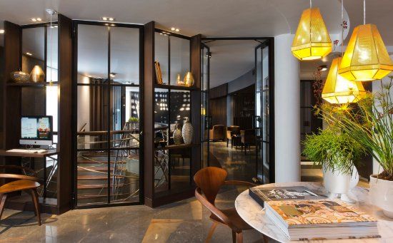 Le Bar Hotel Villa