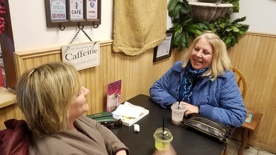 Mount Horeb, WI: Mary's Coffee Express