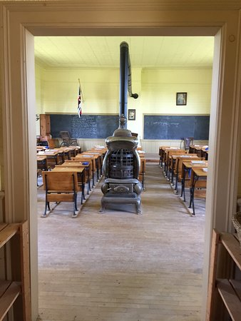 Chatham, Kanada: School Interior