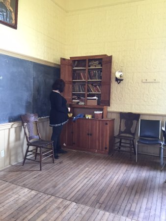 Chatham, Kanada: School House Library