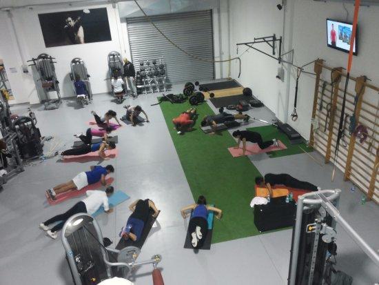 Centro Fitness Energym