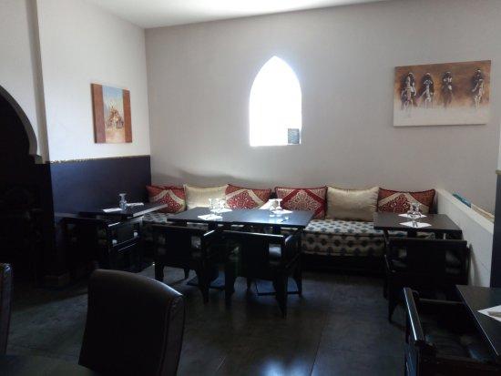 Entr Es Picture Of La Table Marocaine Mauguio Tripadvisor