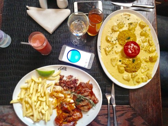 Buffet Breakfast Review Of O Galitos Montana Pretoria