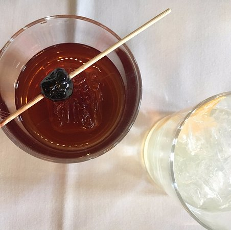 Delafield, WI: Seasonal Craft Cocktails