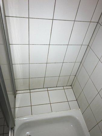 Hotel zum Schwan: Dreckige Dusche (1)