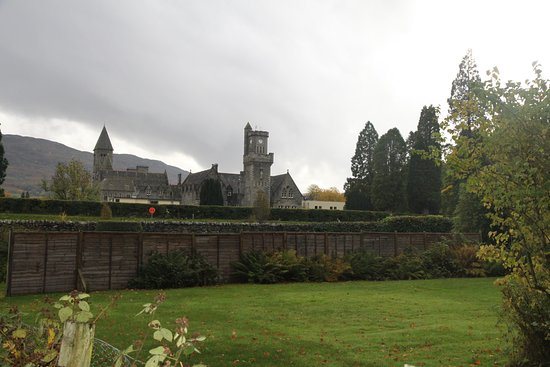 St. Benedict's Abbey in Fort Augustus