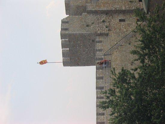 Tsar Samuel's Fortress : Forteca #4