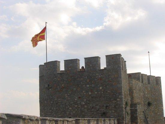 Tsar Samuel's Fortress : Forteca #5