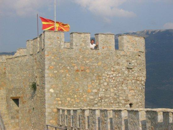 Tsar Samuel's Fortress : Forteca #6